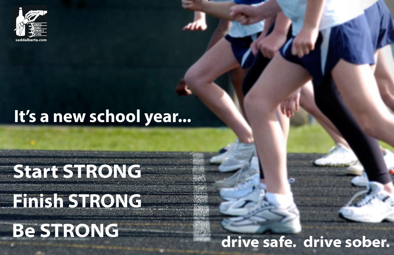 Start Strong Poster