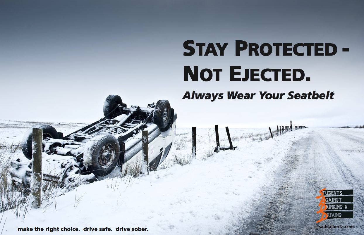 Stay Protected Poster