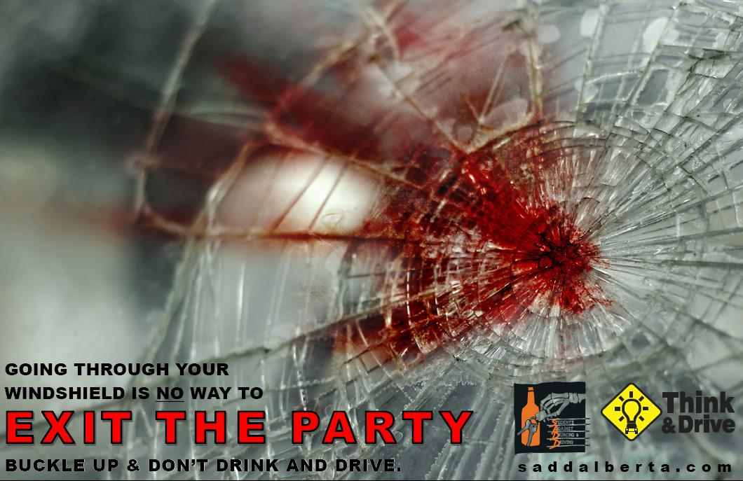 Exit the Party Poster